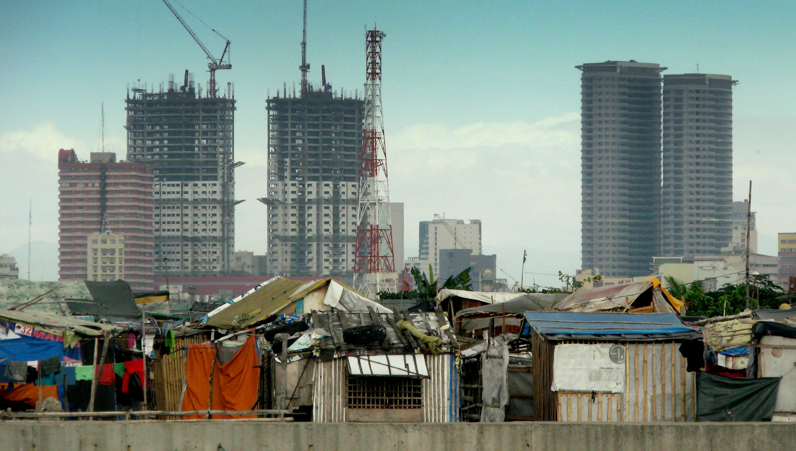 urban poor In this blog series, experts put forward their key recommendations to improve the  way we define and measure progress in the quality of life of the urban poor.