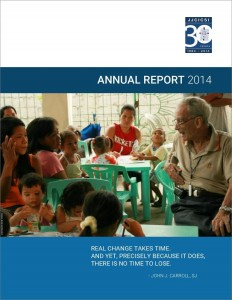 JJCICSI Annual Report 2014
