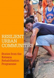 Resilient Urban Communities